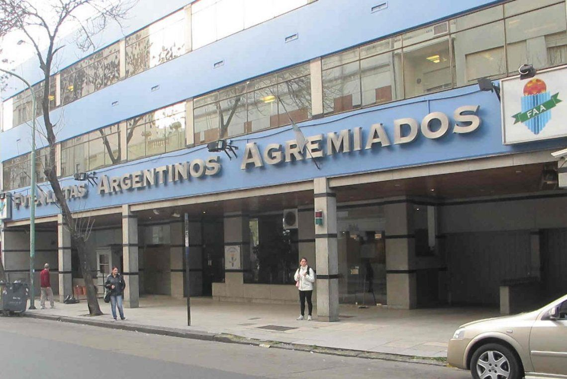 Futbolistas Argentinos Agremiados cumple 75 años