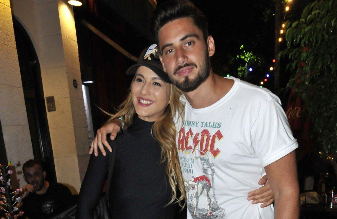 ¿Volvieron? Flor Vigna y Nico Occhiato, ex con muy buena onda