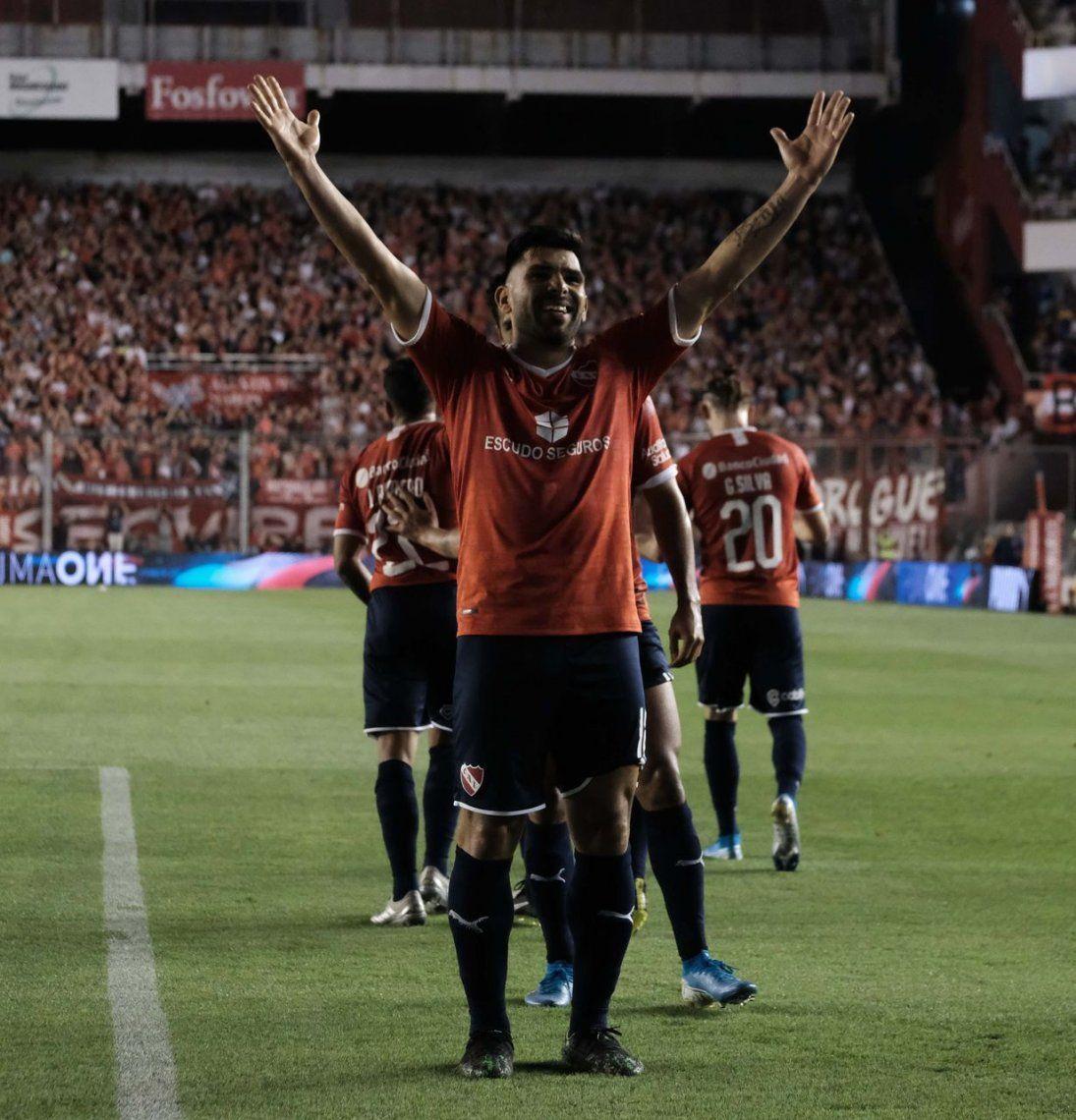 Tras los conflictos con la dirigencia, Silvio Romero pone en duda su futuro en Independiente