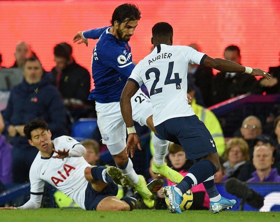 No apto para impresionables: la tremenda patada con la que Son lesionó a André Gomes en la Premier League de Inglaterra