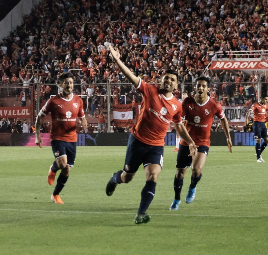 Independiente le pagó a sus jugadores y se terminó el conflicto