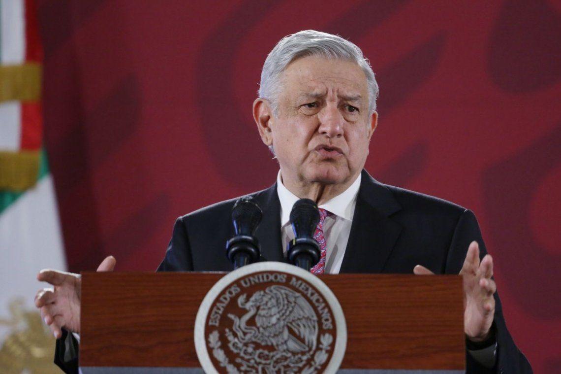 El presidente de México promete apoyar a la Argentina a salir de la crisis económica