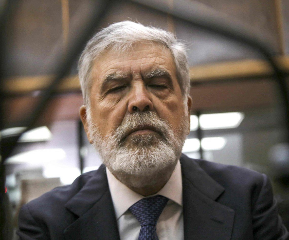 Julio De Vido: ordenaron su excarcelación en la causa Río Turbio