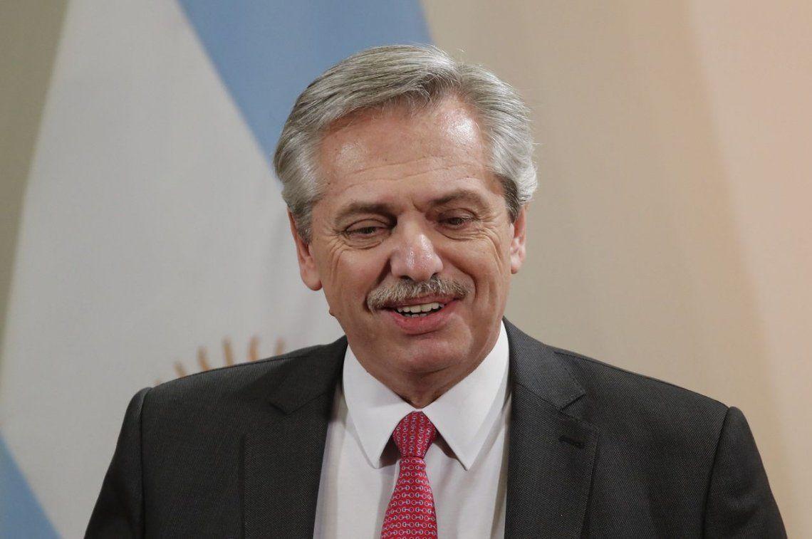 Alberto Fernández sobre el cepo: El 10 de diciembre sabremos lo que queda en el Banco Central