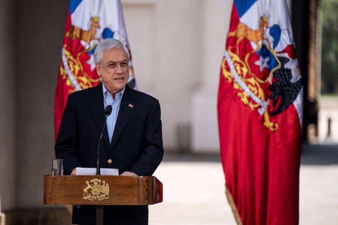 Crisis en Chile: Piñera no descarta una reforma de la Constitución