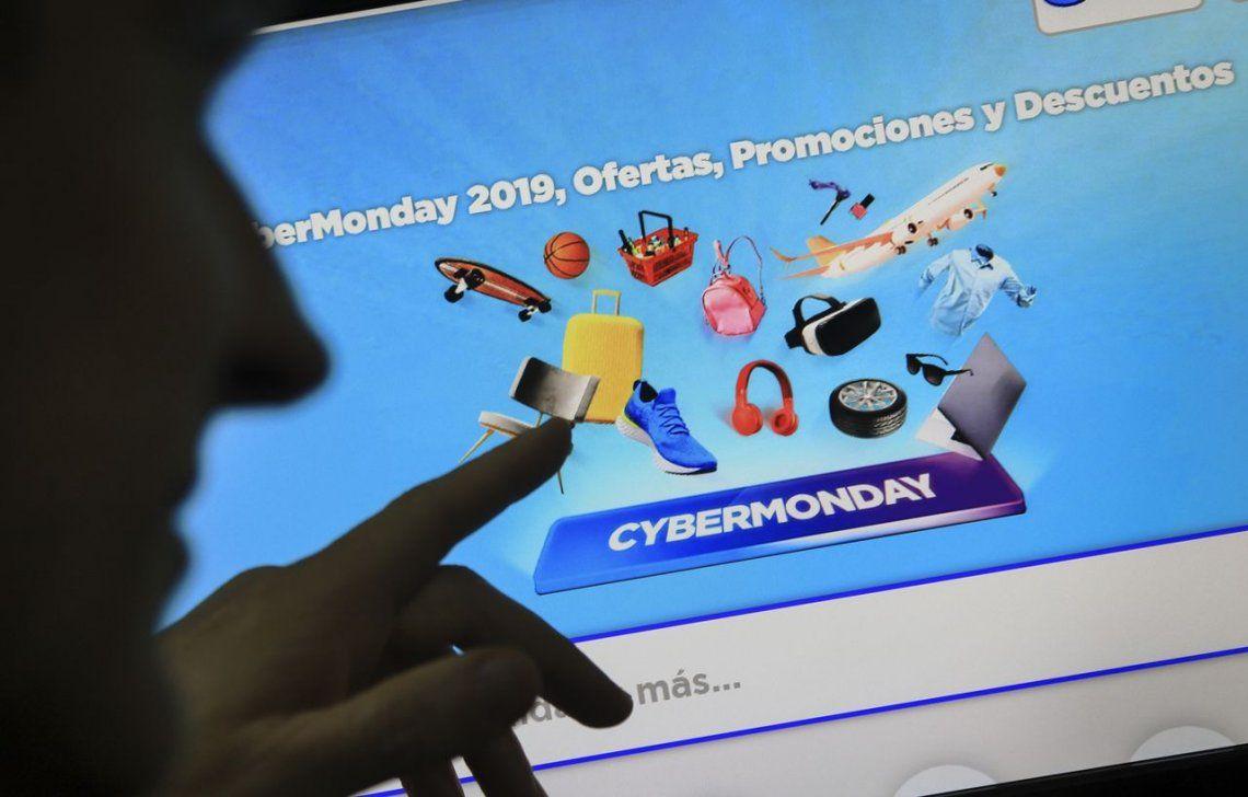 CyberMonday: se duplicaron las ventas de alimentos y bienes de consumo