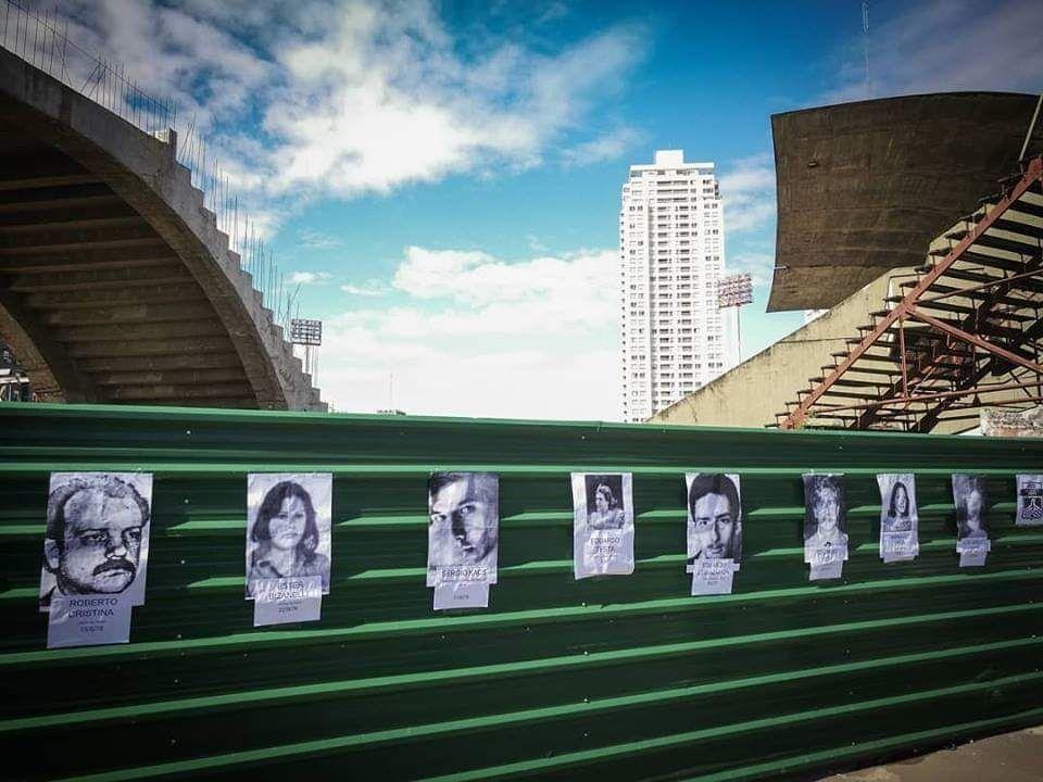 Ferro y Talleres de Escalada homenajearán a sus socios víctimas del terrorismo de Estado
