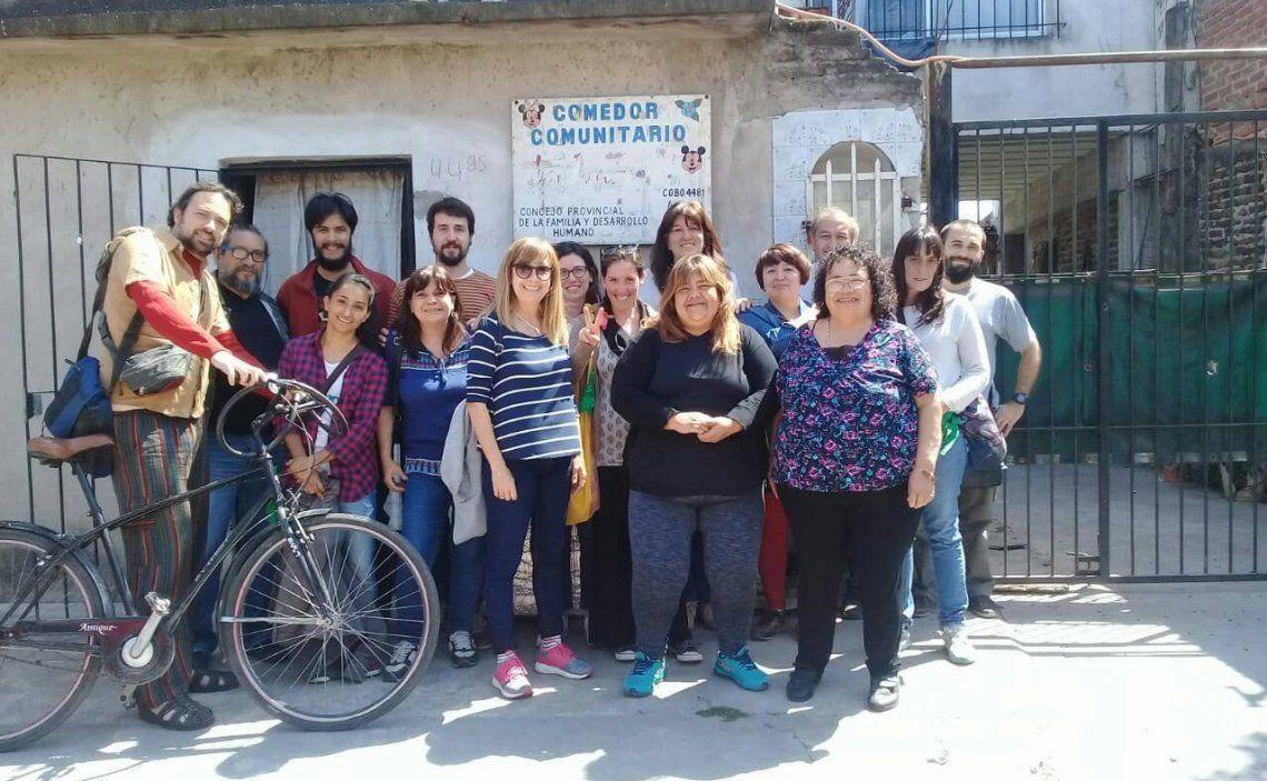 Representantes de organizaciones sociales reactivaron el Consejo Local del Hábitat.