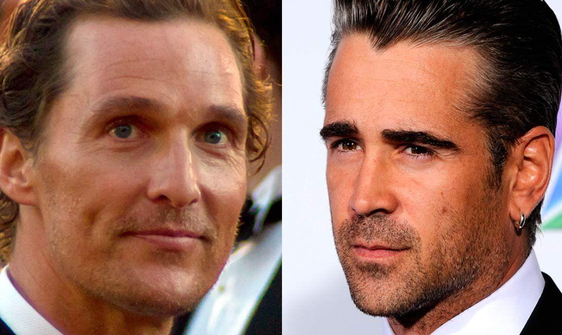The Batman: Matthew McConaughey y Collin Farrell podrían interpretar a dos villanos clásicos