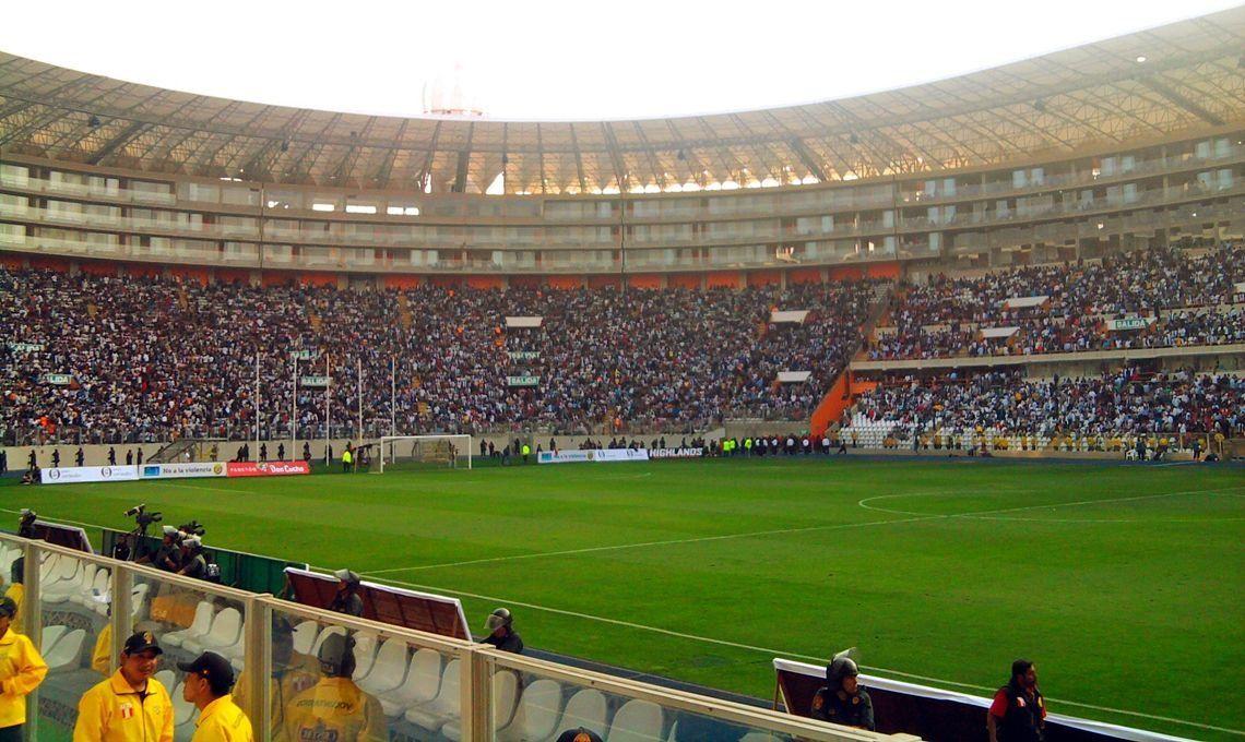 Copa Libertares: la final entre River y Flamengo se jugará en Perú, en el Estadio Nacional de Lima