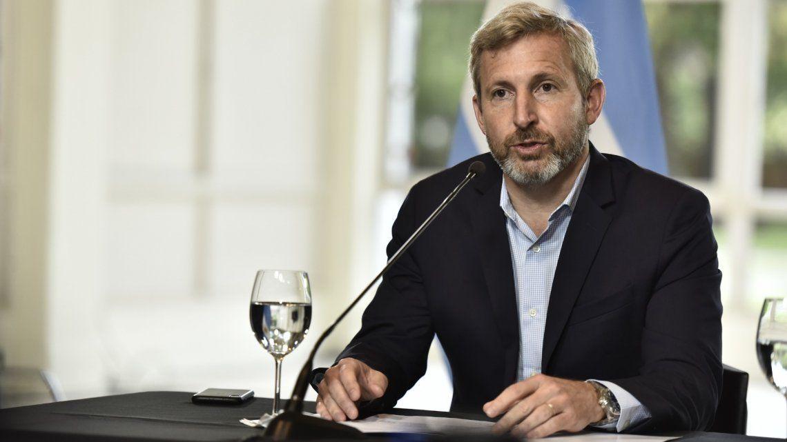 Rogelio Frigerio: Fue el escrutinio más rápido de la historia de la democracia