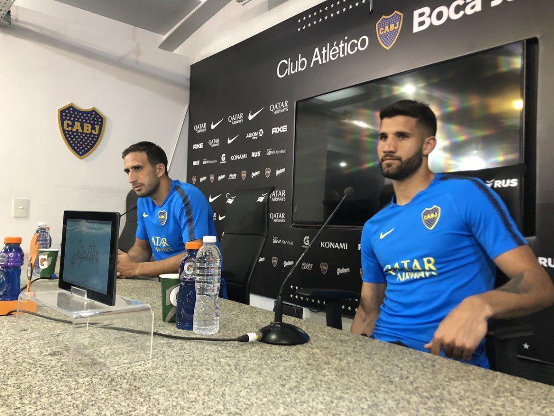 Lisandro López: Para mí Alfaro no se quiere ir de Boca