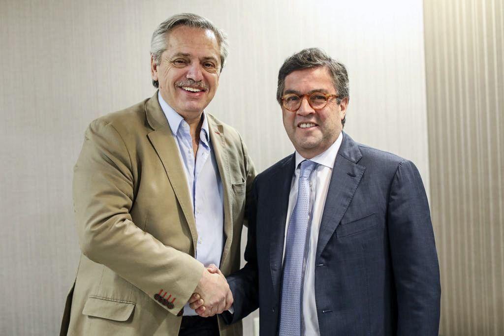 El BID apoyará al gobierno de Fernández con un desembolso de US$ 6.000 millones
