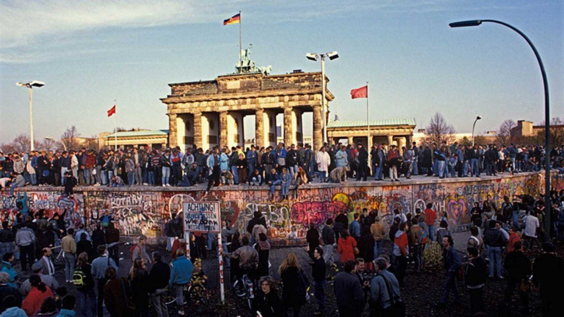 La Caída del Muro de Berlín: hace 30 años se demolía una vergüenza de la posguerra