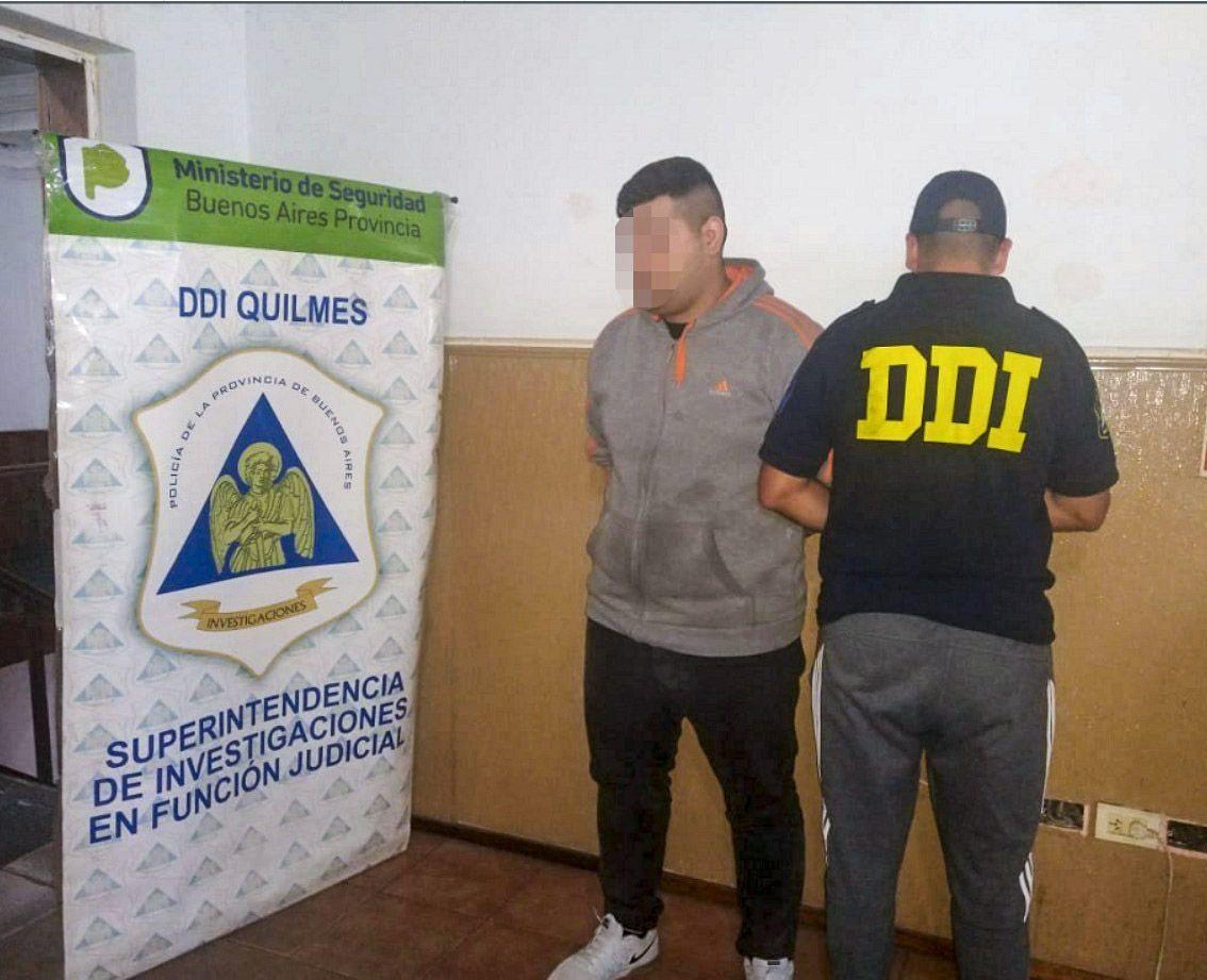 Quilmes: se entregaron dos de los presos que se habían fugado