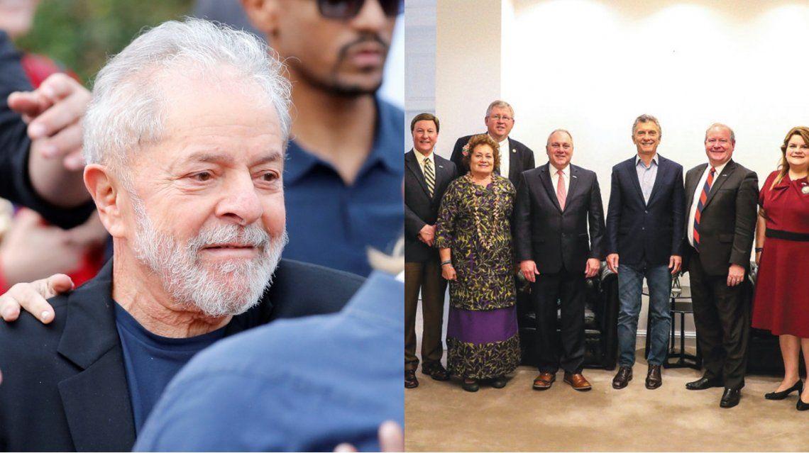 Silencio en el gobierno de Mauricio Macri por la liberación de Lula da Silva en Brasil