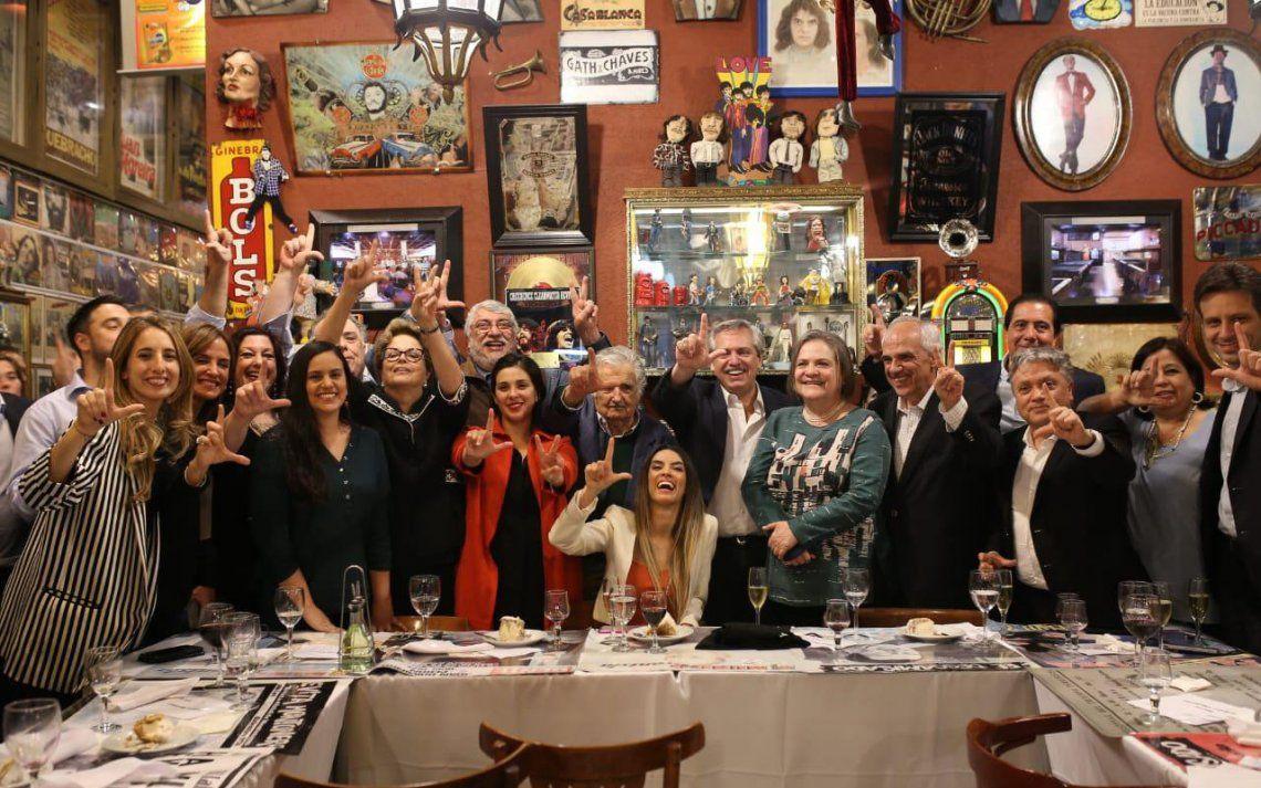 Alberto Fernández y dirigentes del Grupo Puebla celebraron libertad de Lula.