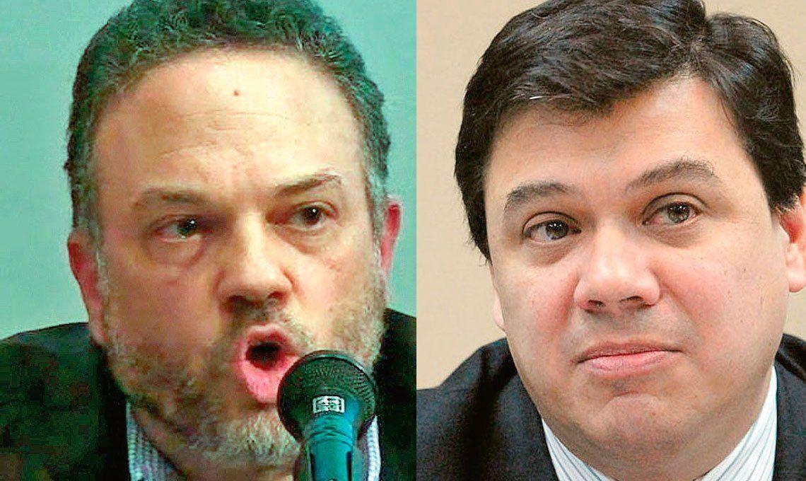 Matías Kulfas y Claudio Moroni