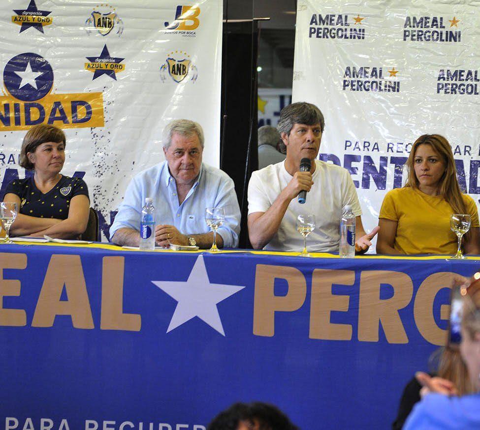 Ameal: Las mujeres en Boca van a ser protagonistas