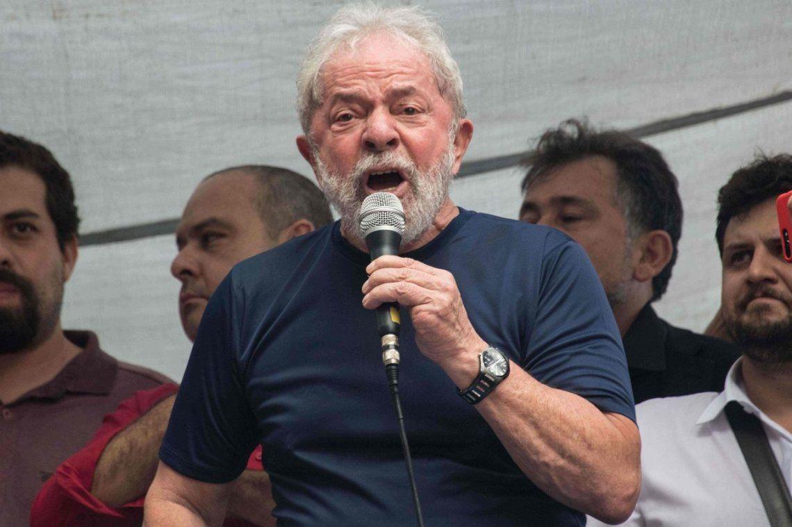 Lula Da Silva expresó su solidaridad a Evo Morales y denunció que un golpe de estado provocó su renuncia