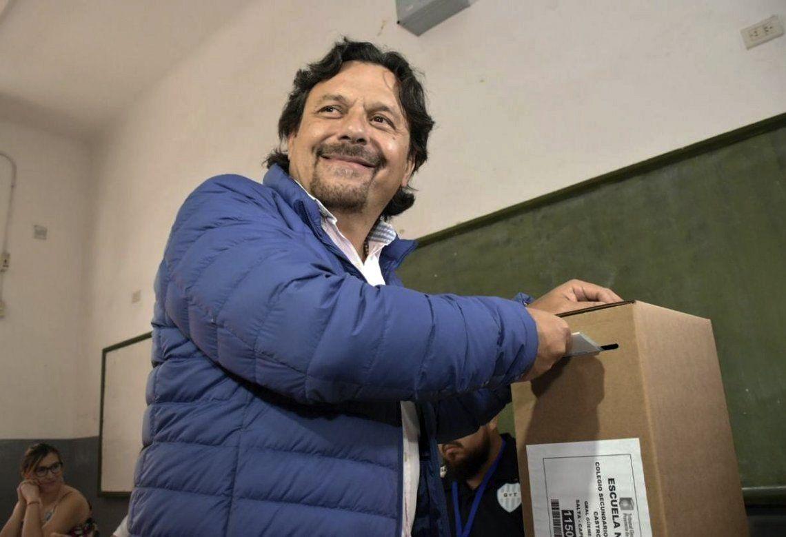 Elecciones 2019 | Sáenz ganó las elecciones y se quedó con la gobernación de Salta