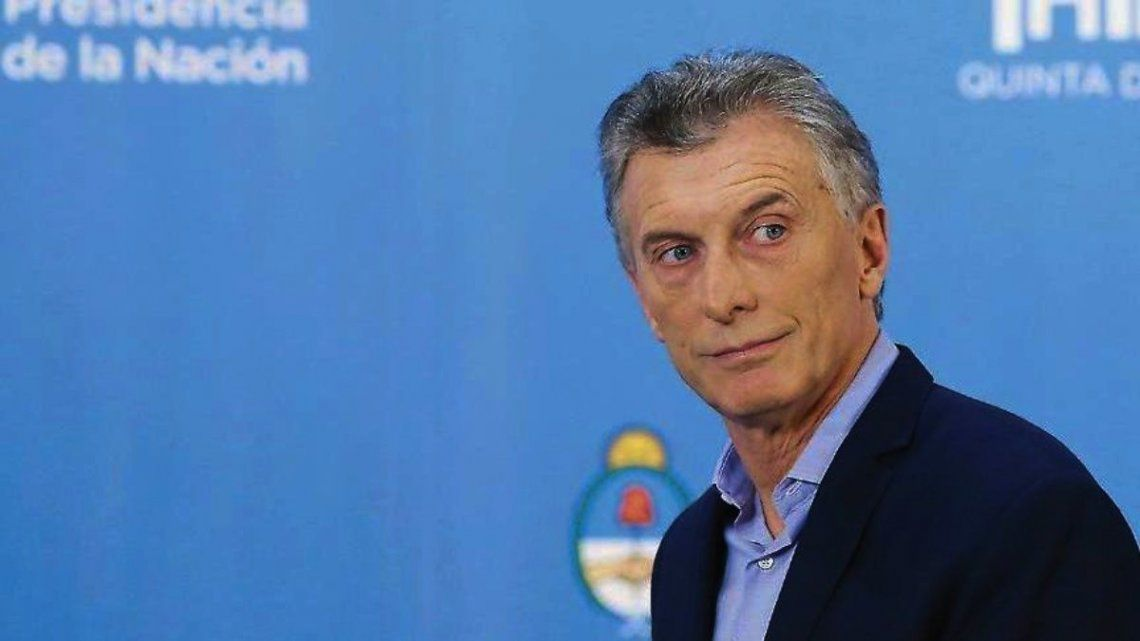 Cadena nacional o redes: la duda de Mauricio Macri para la despedida