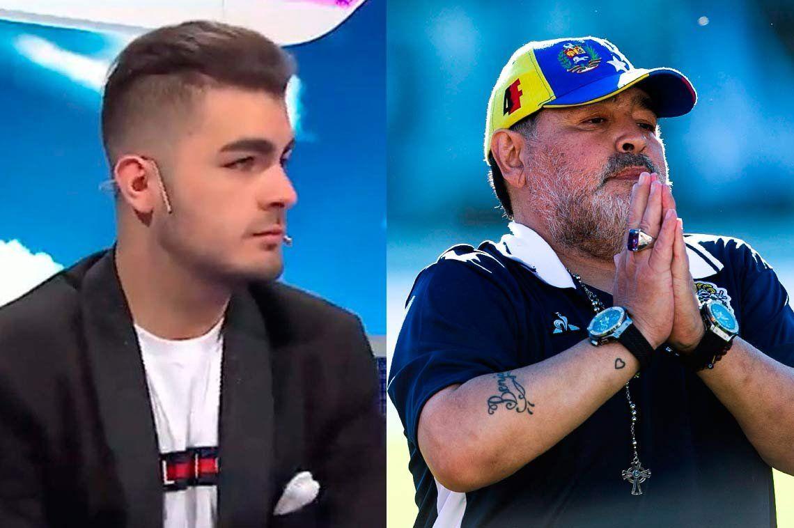 Día D para Santiago: ¿es el hijo de Diergo Maradona?