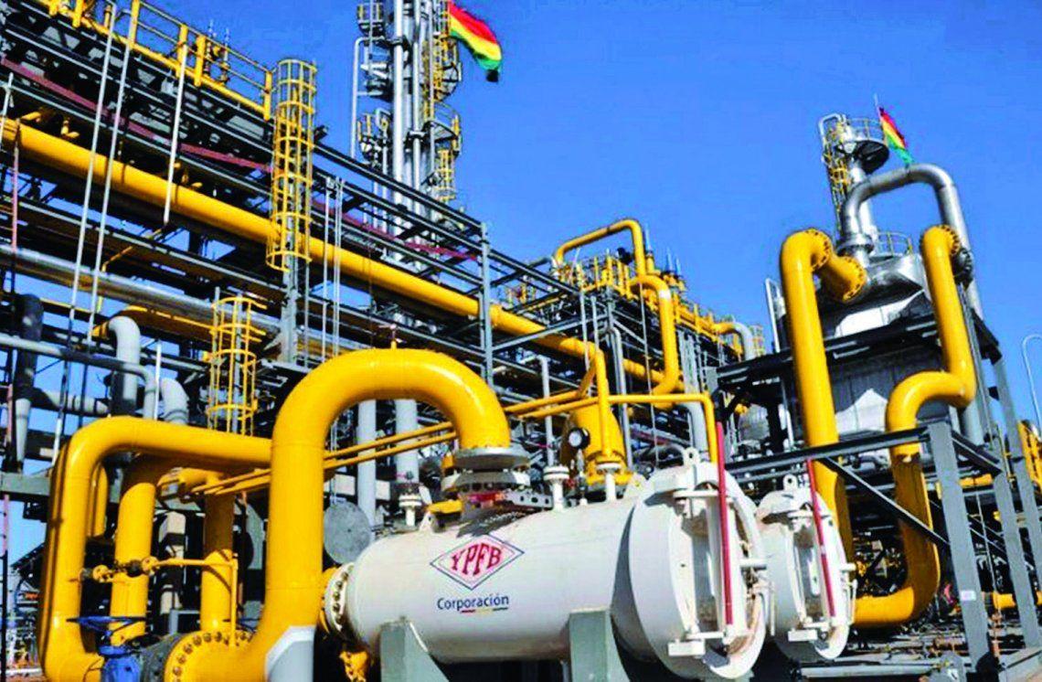 Tras el Golpe de Estado, Bolivia podría interrumpir suministro de gas hacia Argentina