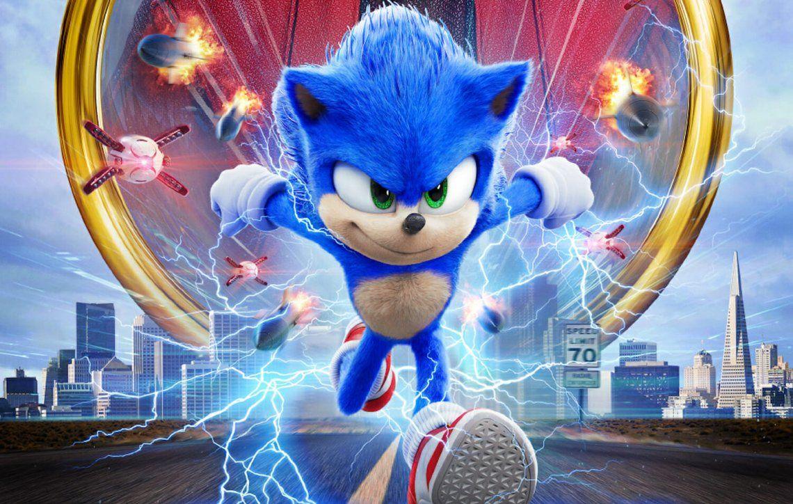 ¿Este Sonic sí se puede ver? Un nuevo trailer presenta el rediseño del personaje
