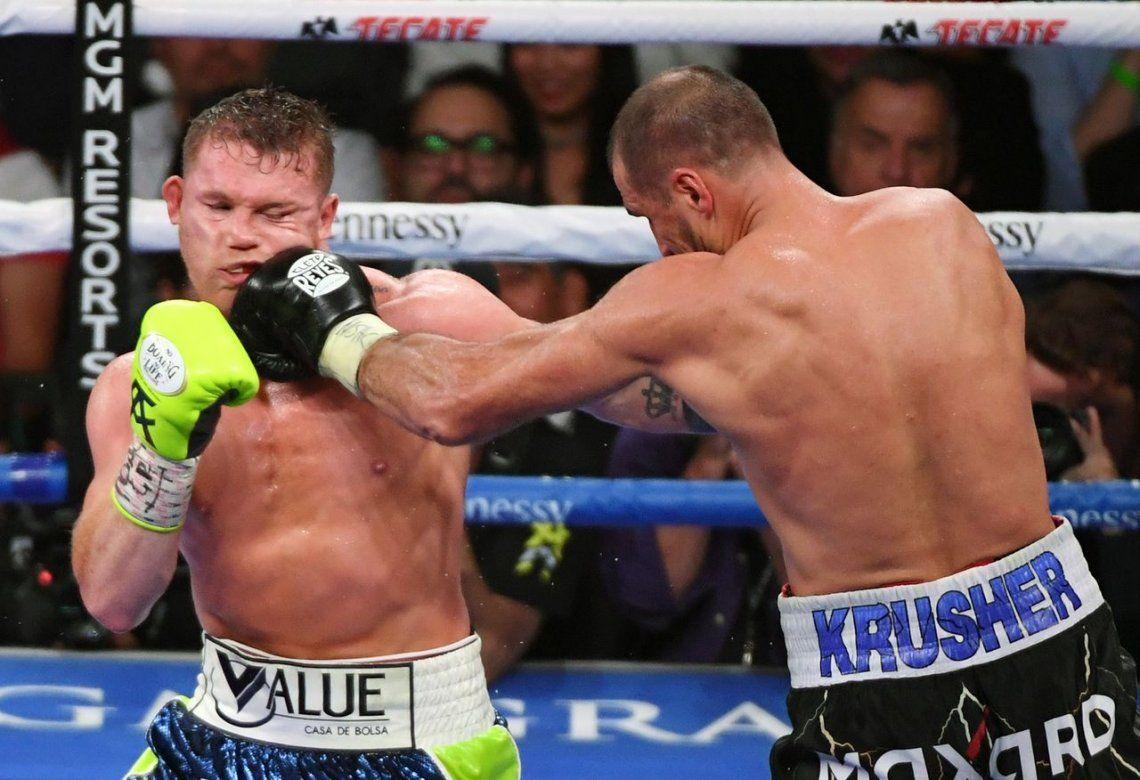 Dios te salve, boxeo