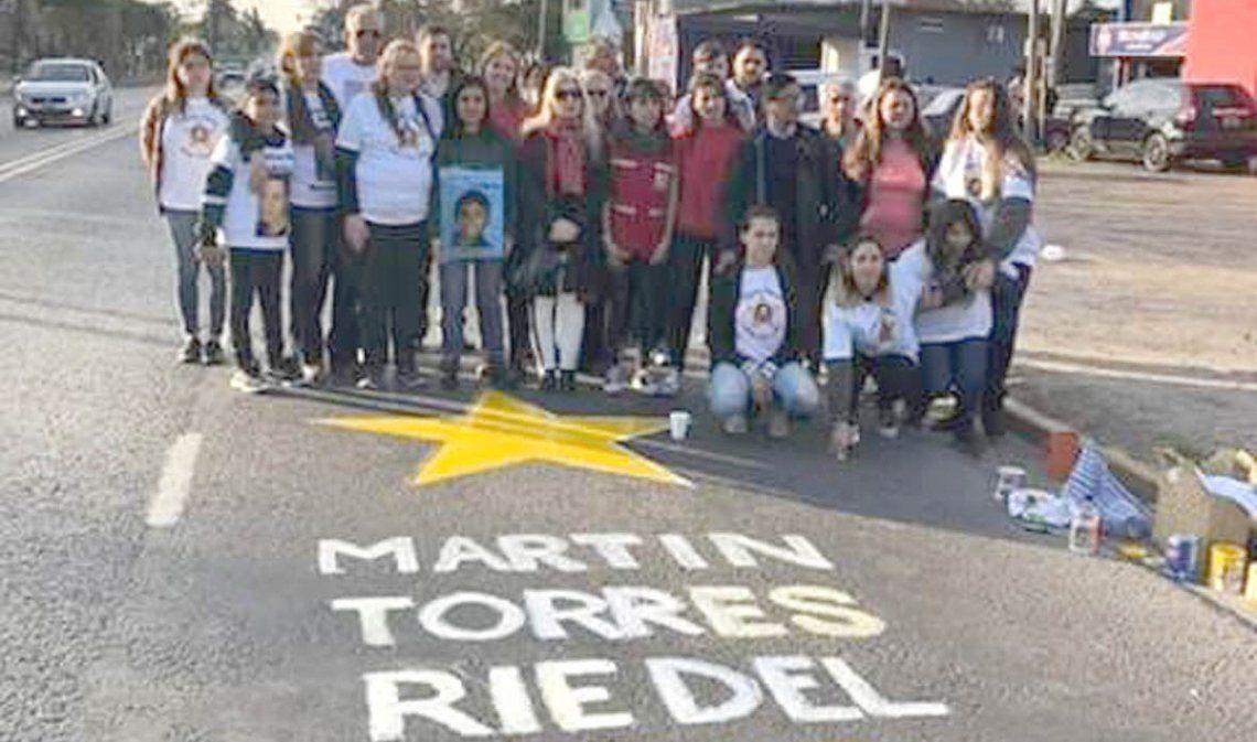 Quilmes: dolor y bronca por fallo del caso Martín Torres Riedel - Popular