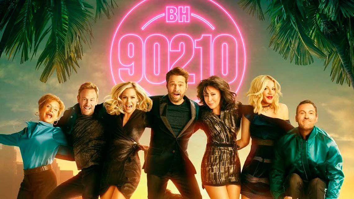 No habrá nueva temporada de Beverly Hills 90210
