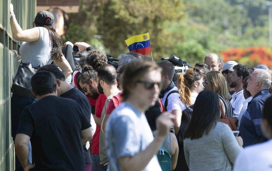 Brasil: partidarios de Juan Guaidó ocuparon por la fuerza la embajada de Venezuela