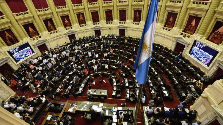 El Congreso aprobó los proyectos de repudio al golpe de Estado en Bolivia
