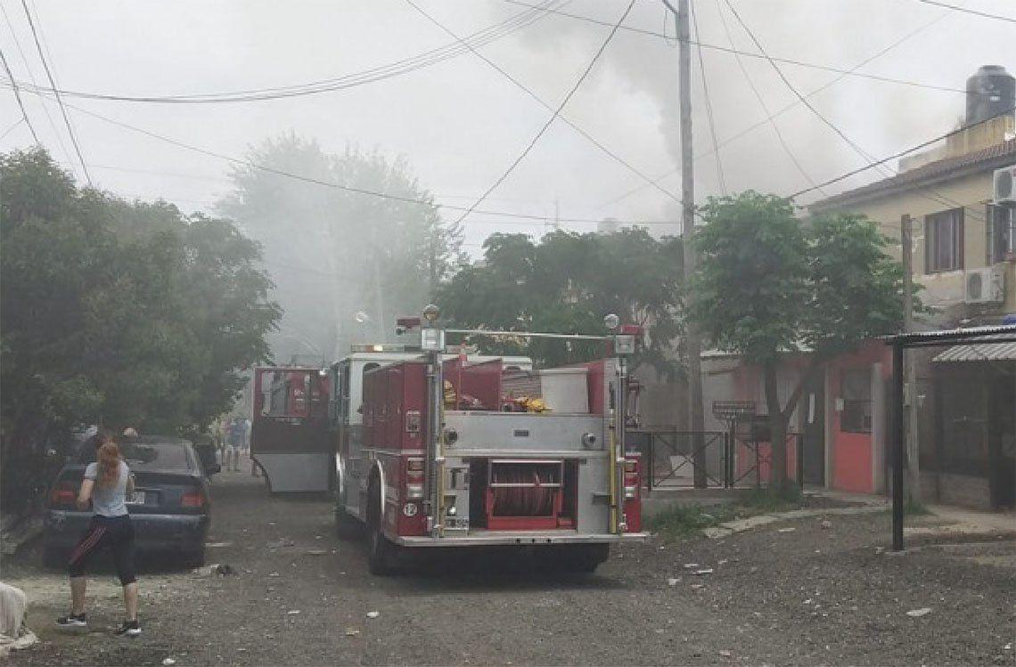 Quilmes: un vecino héroe salvó a niña de 6 años en un incendio - Popular