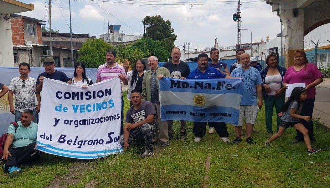 Lomas de Zamora y Lanús: aumenta el reclamo de los vecinos para que vuelva el Belgrano Sur - Popular