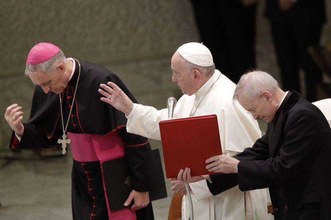 El papa Francisco criticó el uso arbitrario de la prisión preventiva