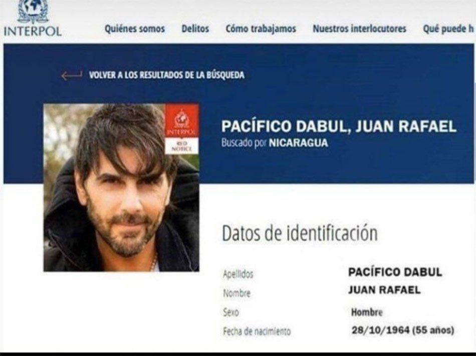 Juan Darthés: Interpol emitió un alerta roja para detenerlo por la denuncia de violación de Thelma Fardín