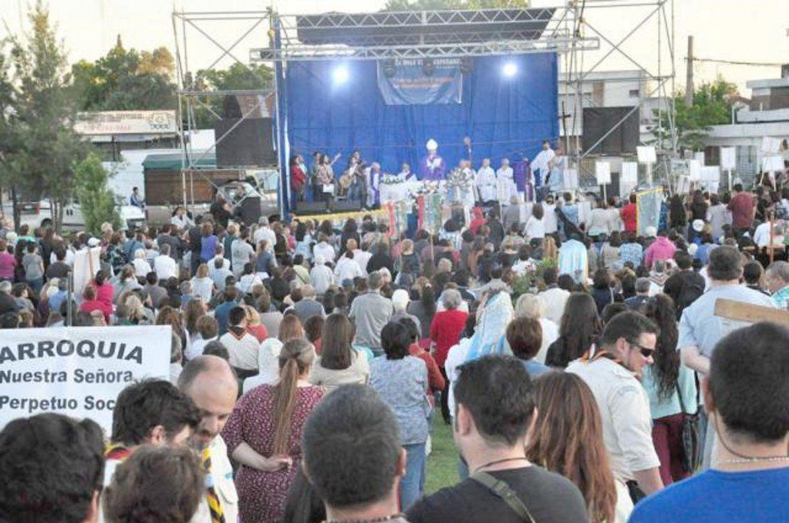 Florencio Varela: llega la nueva edición de la Misa de la Esperanza - Popular