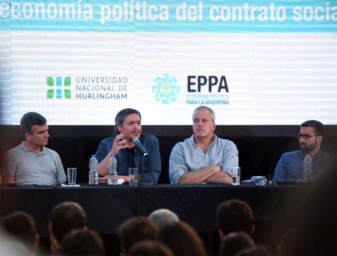 Máximo Kirchner en Hurlingham: Macri deja tierra arrasada