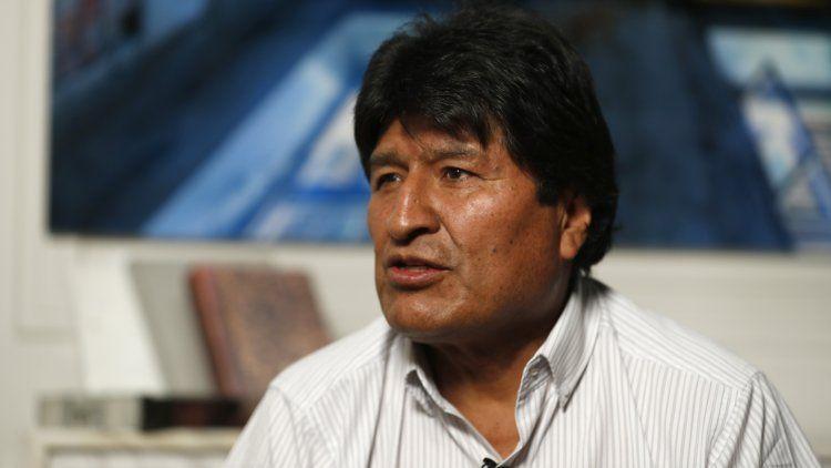 Evo Morales se mantiene activo desde su exilio en México.
