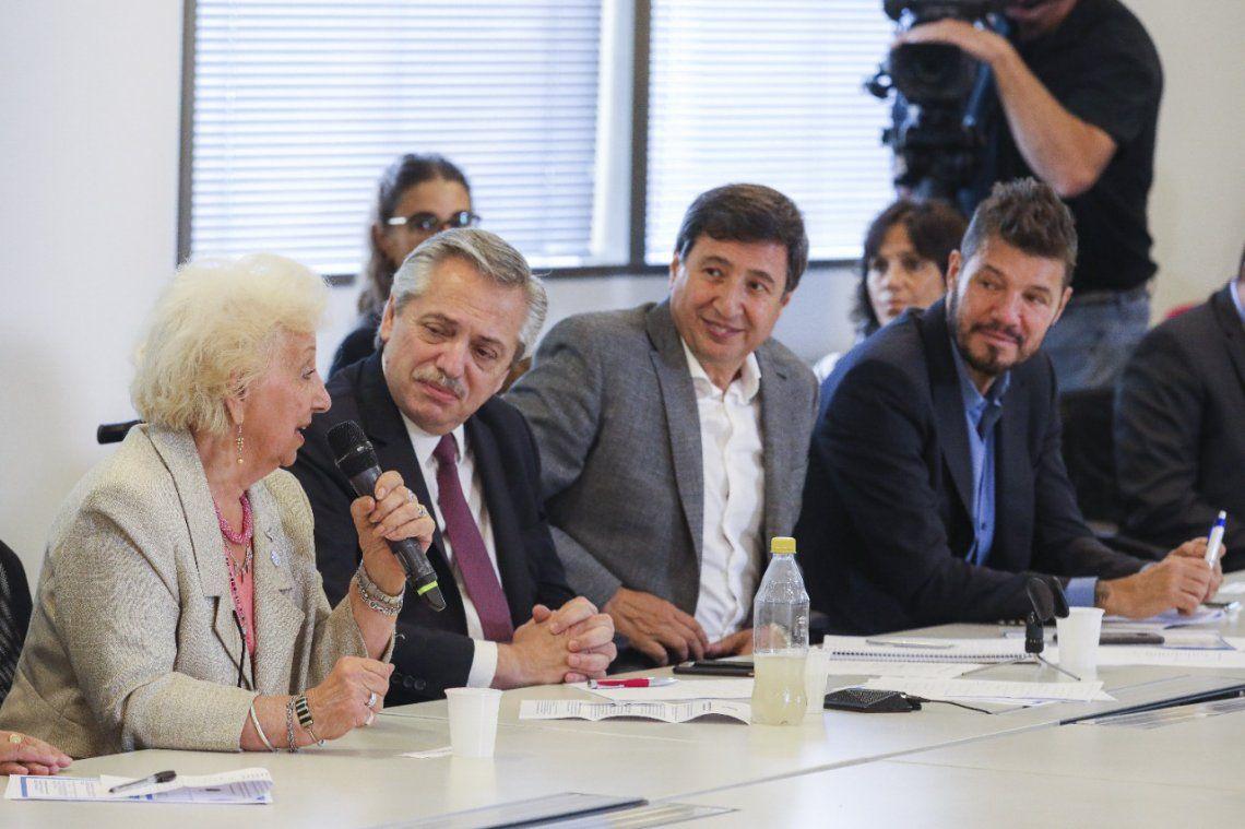 Marcelo Tinelli sobre la reunión con Alberto Fernández: Cambian los gobiernos y hay un montón de gente que va quedando afuera