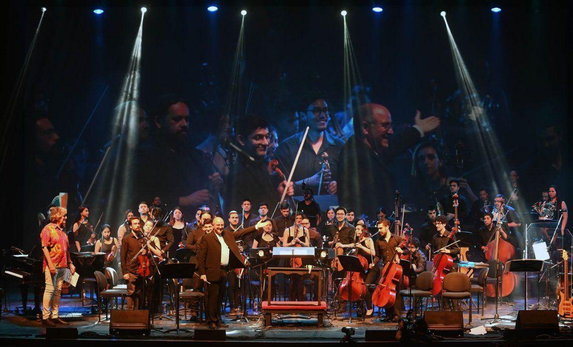 30 fotos de la fiesta del rock argentino con sus fundadores como invitados especiales
