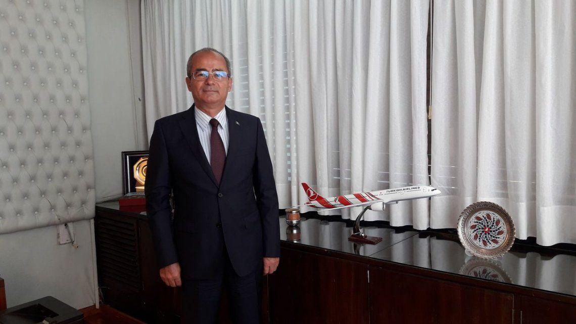 El embajador Şefik Vural Altay afirma que Turquía busca crear una alianza estratégica con Argentina mientras consolida la Operación Fuente de Paz en Siria