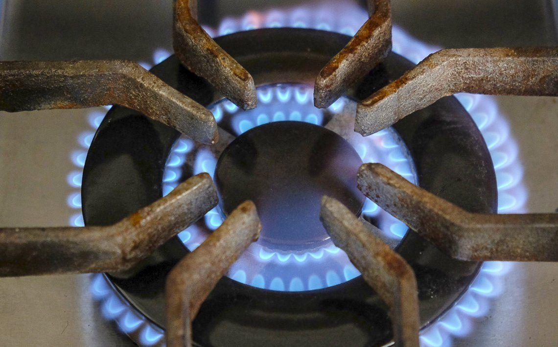 El aumento en el gas fue anunciado por el gobierno de Macri para enero próximo.