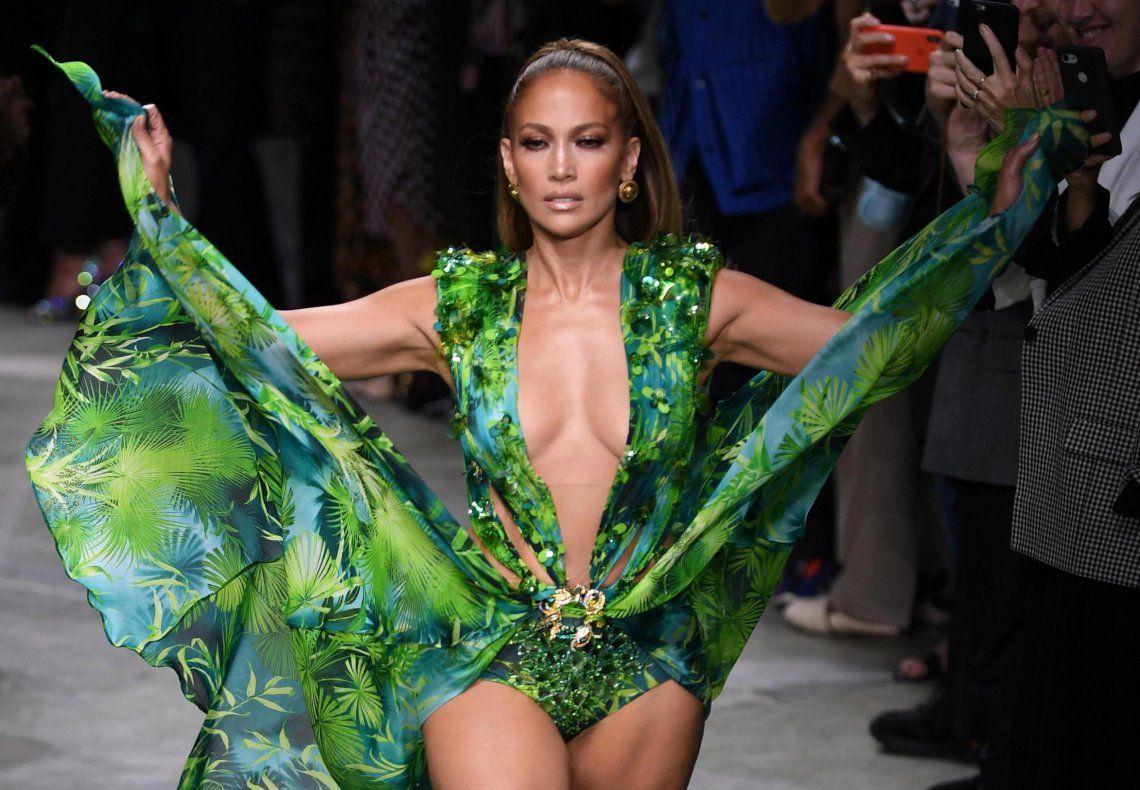 Jennifer Lopez, a corazón abierto: Un director me pidió que le enseñe los pechos fuera del set
