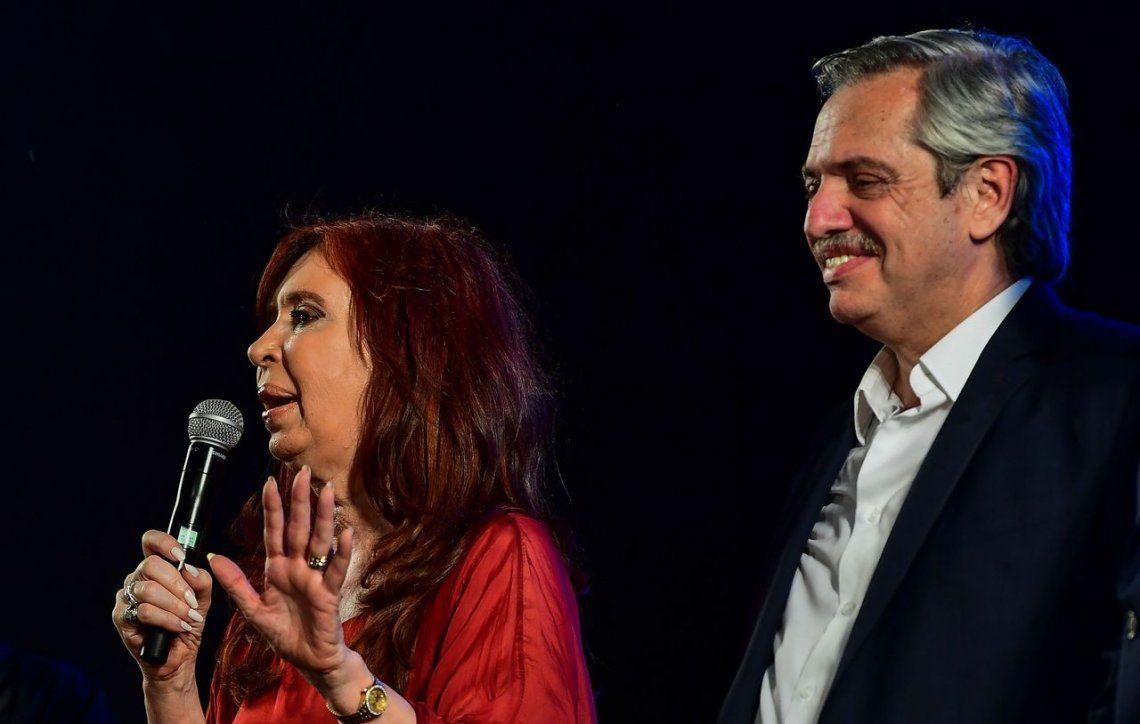 Alberto Fernández, Cristina y Máximo Kirchner se reunieron para definir el equipo