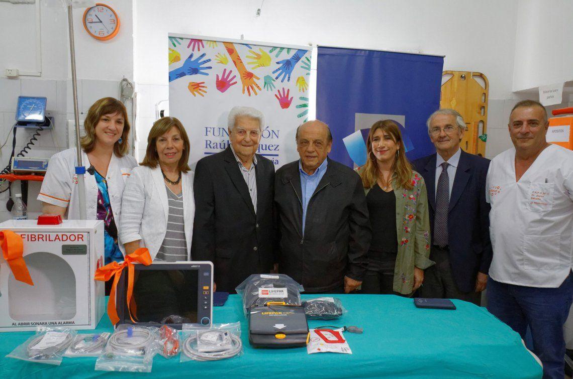 Juan José Mussi remarcó la importancia del trabajo en comunidad.