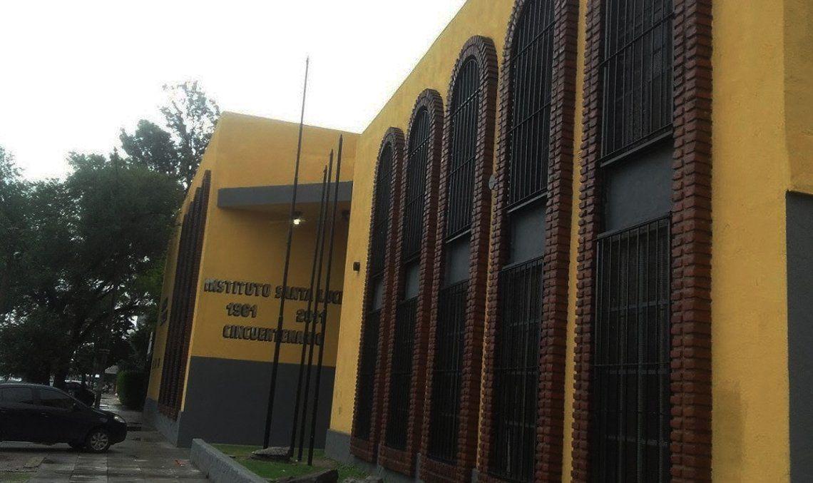El establecimiento está ubicado en avenida Eva Perón 3750.