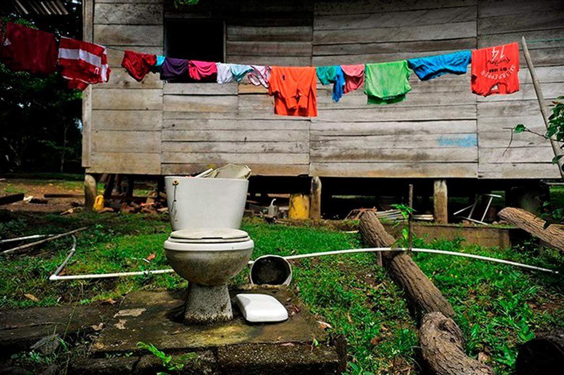 Día Mundial del inodoro: Casi 16 millones de personas aún defecan al aire libre en Latinoamérica